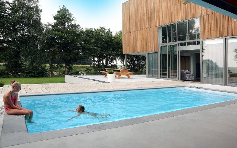Zwembad In De Tuin.Zwembaden Spa S En Toebehoren Aqua Optimaal